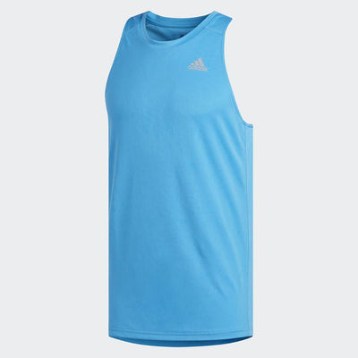 Men Own The Run Singlet Top