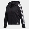 Women Must Haves 3-Stripes French Terry Hoodie