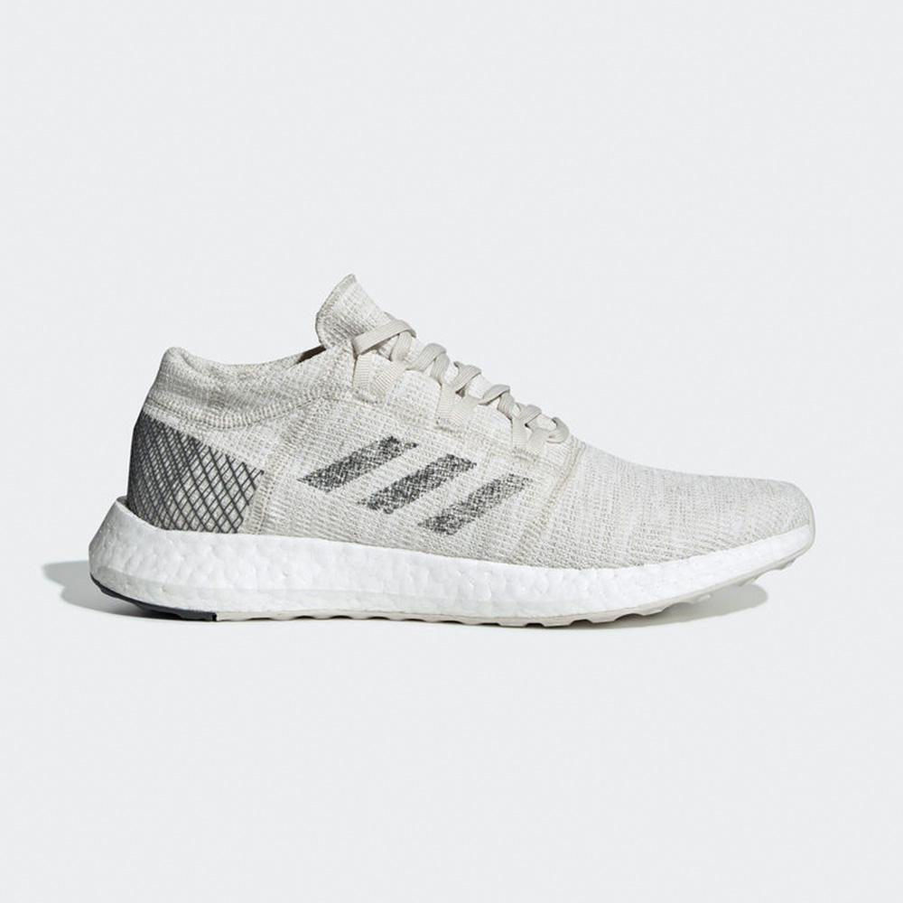 best website b91e0 15904 Buy adidas Men s Pureboost Go Running Shoes, Non-Dyed Grey Six Raw White  Online in Singapore   Royal Sporting House