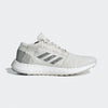 Women's Pureboost Go Running Shoes, Non-Dyed/Grey Three F17/Raw White
