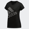 Women Badge of Sport Tee