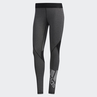 Singapore adidas Women Alphaskin Badge of Sport Tights