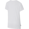 Girls' Sportswear Icon Futura T-shirt, White
