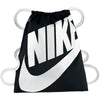 Singapore Nike Heritage Gym Sack, Black/White