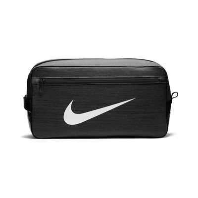 Unisex Brasilia Shoe Bag, Black/White