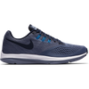 Singapore Nike Men Air Zoom Winflo 4 Running Shoes, Diffused Blue/Obsidian-Dark Sky Blue