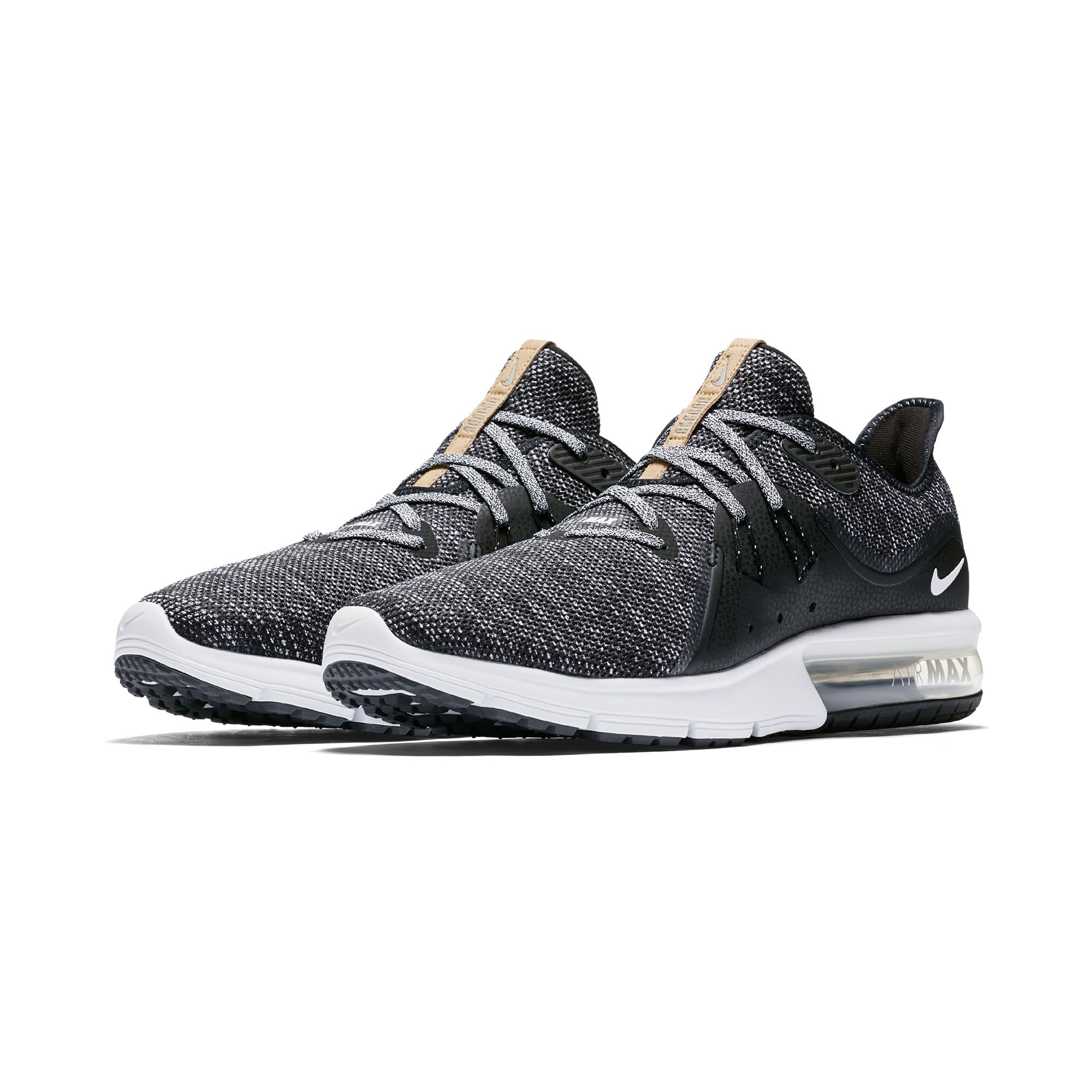 ce53009966902 Buy Nike Men Air Max Sequent 3 Running Shoe