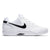 Singapore Nike Men Air Zoom Resistance Tennis Shoes, White/Black