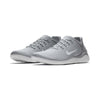 Men Free Run 2018 Running Shoes, Wolf Grey/White/White Volt