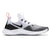 Women Free Train 8 Training Shoes, White/Black-Total Crimson-White