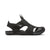 Boys Pre School Sunray Protect 2 Sandal, Black/White