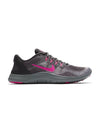 Flex 2018 Running Shoes, Anthracite/Hyper Pink/Wolf Grey