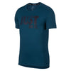 Men Dry Cool Miler Short Sleeve Top