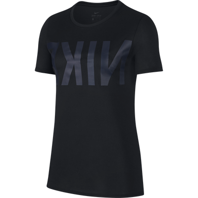 Women Dry Legend Ekin Tee, Black/Obsidian