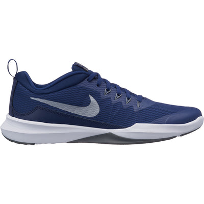 Men Legend Trainer Shoe, Blue Void/Metallic Silver/Cool Grey