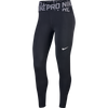 Women Nike Pro Intertwist Tights, Black/White