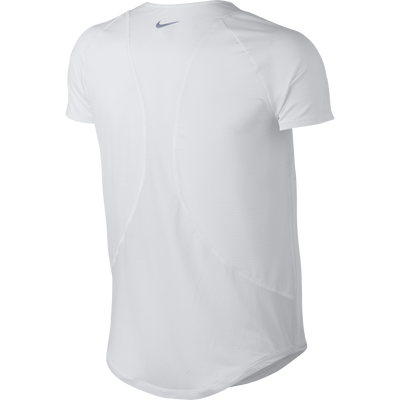 Women 10K Shortsleeve Top, White