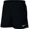 Men Challenger Running Shorts, Black
