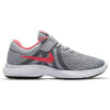 Girls Revolution 4 PSV Shoes, Wolf Grey/Racer Pink/Cool Grey/White