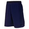 Singapore Nike Men Flex Woven 2.0 Shorts, Blue Void/Black