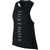 Women Miler Just Do It Tank, Black/White