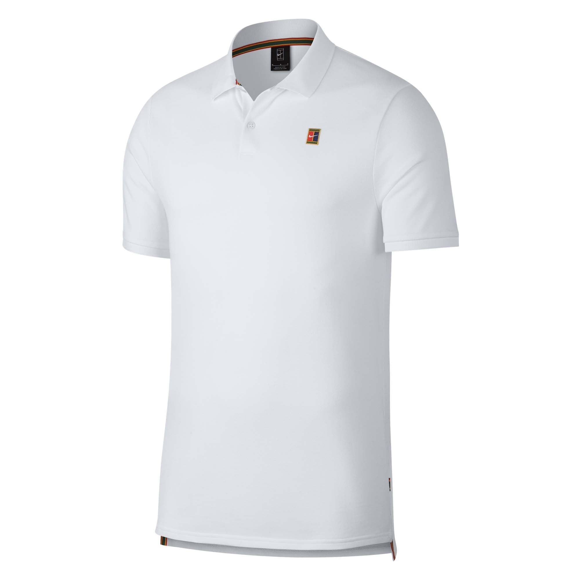 1d6687ce Buy Nike Men Court Heritage Polo T-Shirt Online in Singapore | Royal  Sporting House
