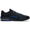 Men Air Max Advantage 2 Running Shoes, Dark Obsidian/Gym Blue/Blue Hero