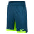 Boys Dry Trophy Shorts, Blue Force/Volt