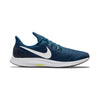 Men Air Zoom Pegasus 35 Running Shoes, Blue Force/White/Black/Wolf Grey