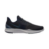 Women In-Season Tr 8 Training Shoes, Black/Mtlc Armory Nvy/College Navy