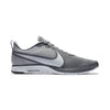 Men Zoom Strike 2 Running Shoes, Wolf Grey/White/Cool Grey
