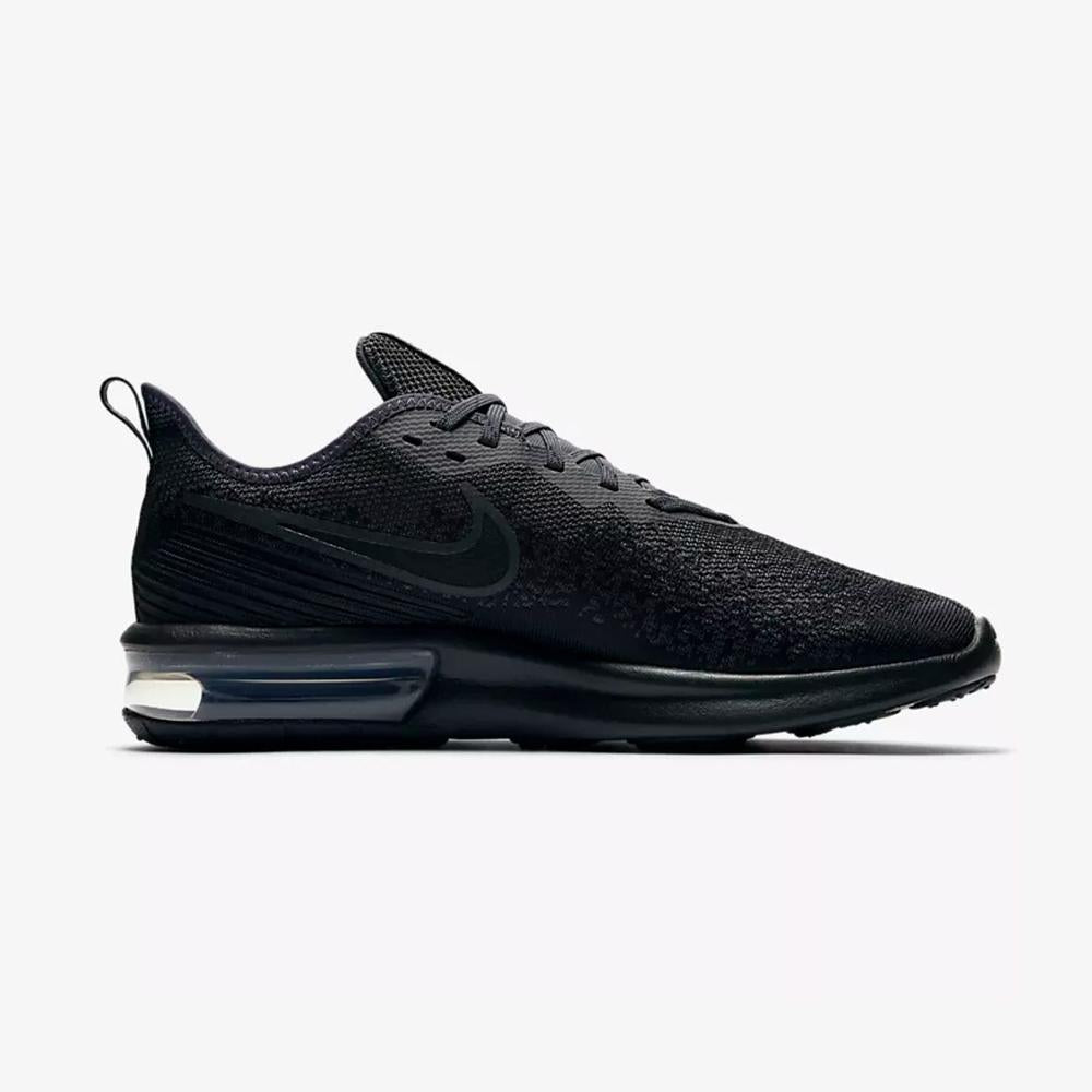 new style 87b68 de1ab Buy Nike Men Air Max Sequent 4 Running Shoes, Black Anthracite Online in  Singapore   Royal Sporting House
