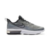 Boys Air Max Sequent 4 Grade School Running Shoes, Wolf Grey/Anthracite/White