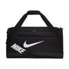 Brasilia Duffel Bag, Black/White