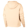 Women Sportswear FZ Metal Rally Hoodie, Guava Ice