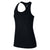 Women Balance Flex Tank, Black/Cool Grey/White