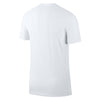 Men Baselayer Short-Sleeve Camo Top, White/Black