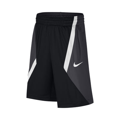 Boys' Dry Avalanche Shorts, Black/Anthracite/White