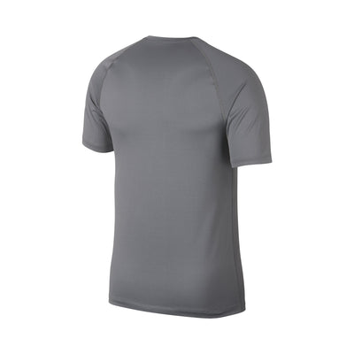 Men's HBR2 Short Sleeve Top, Gunsmoke/Black