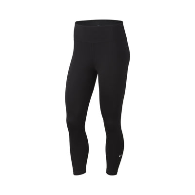 Singapore Nike Women's One Crop Tights, Black/White