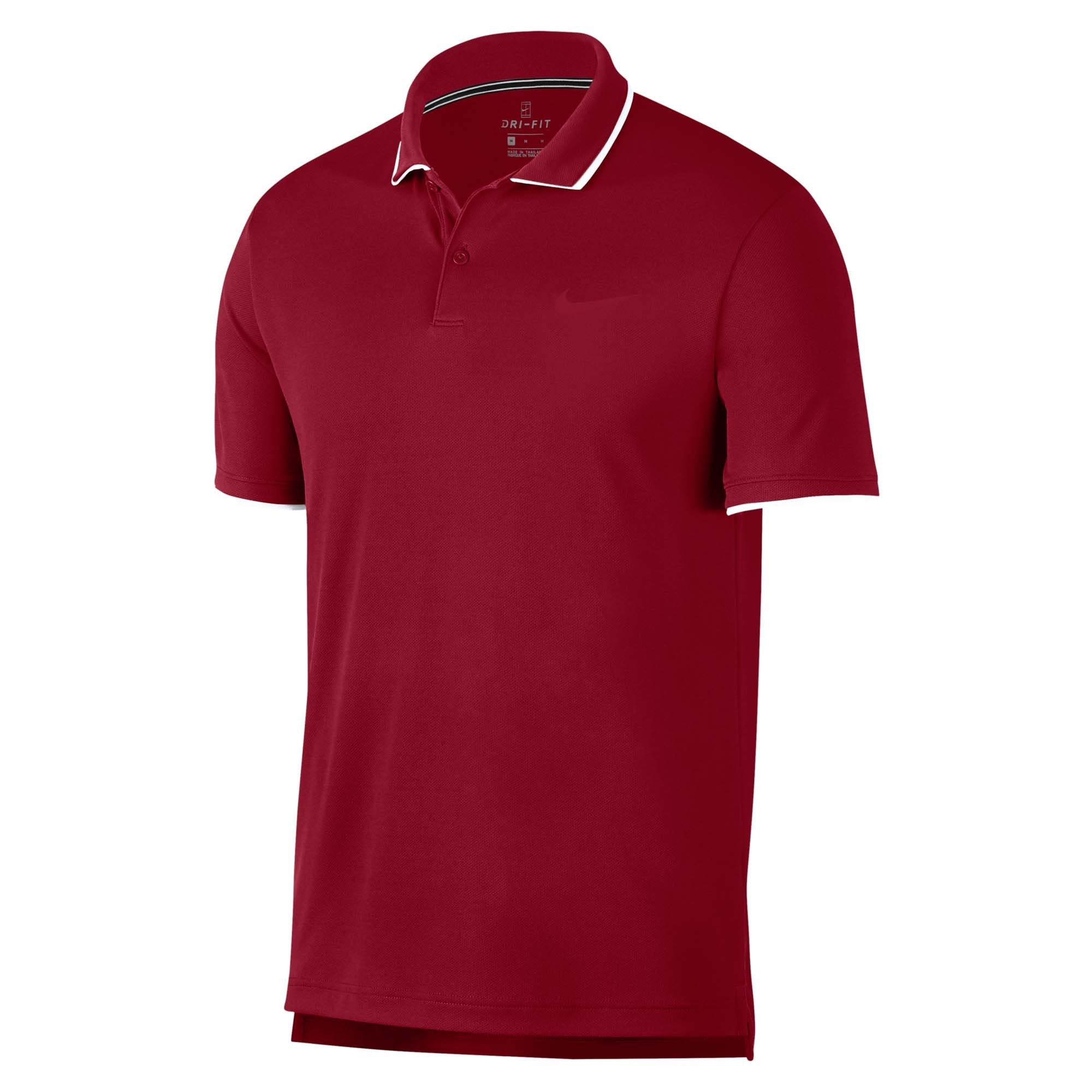 d0809243 Buy Nike Men Court Dry-Fit Team Polo T-Shirt Online in Singapore   Royal  Sporting House