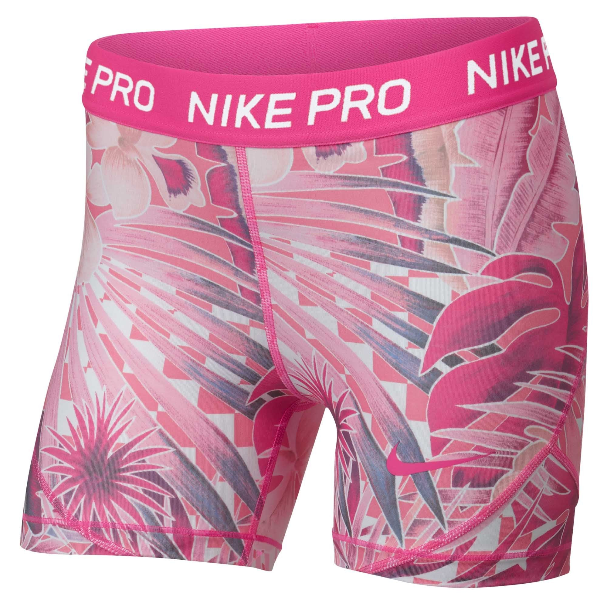 6be6ed217d04 Buy Nike Girls Pro All Over Print Boyshorts Online in Singapore | Royal  Sporting House