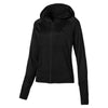 Women Knockout Knitted Sweat Jacket