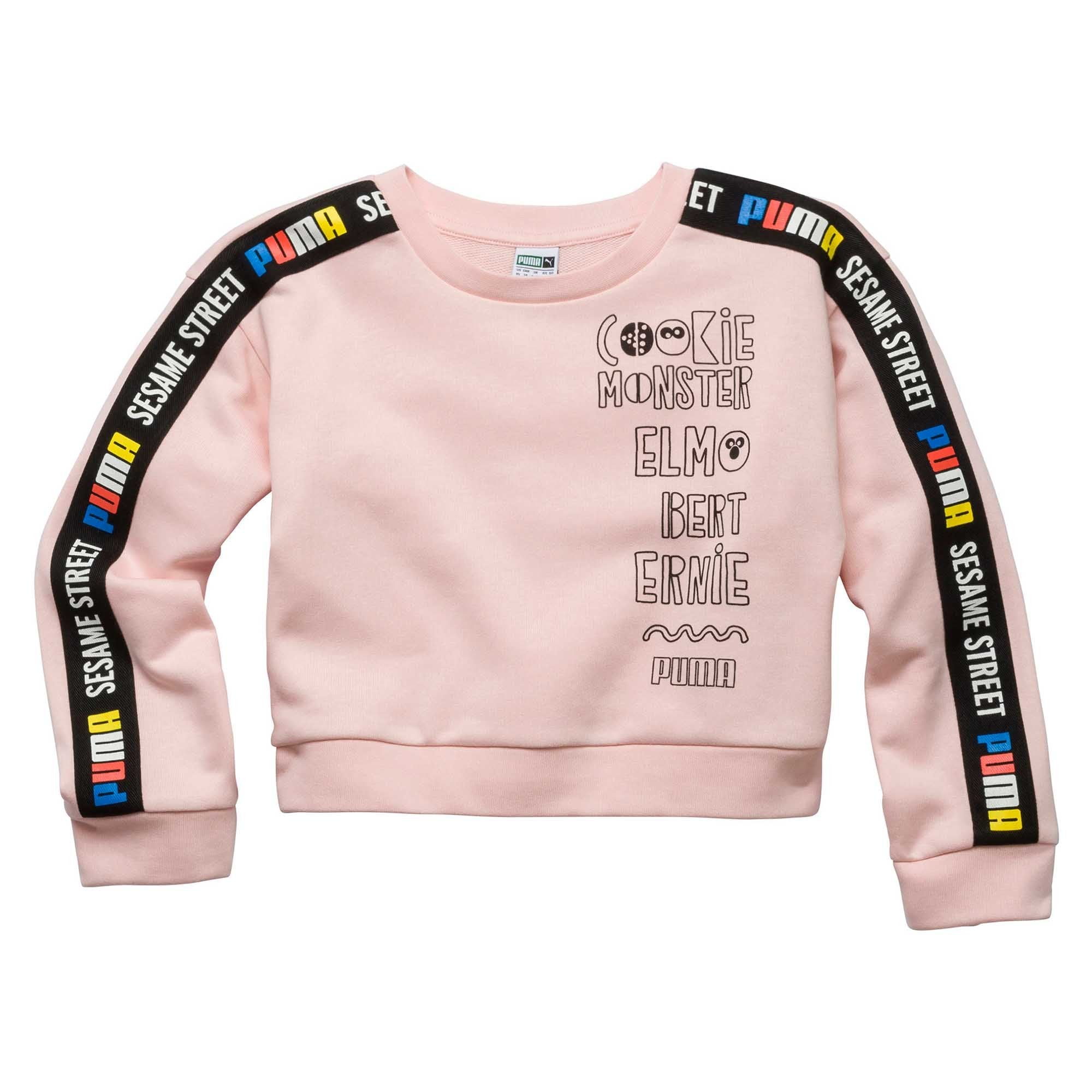 5c2478f0ed6326 Buy Puma Girls Sesame Street Crewneck Sweatshirt Online in Singapore |  Royal Sporting House