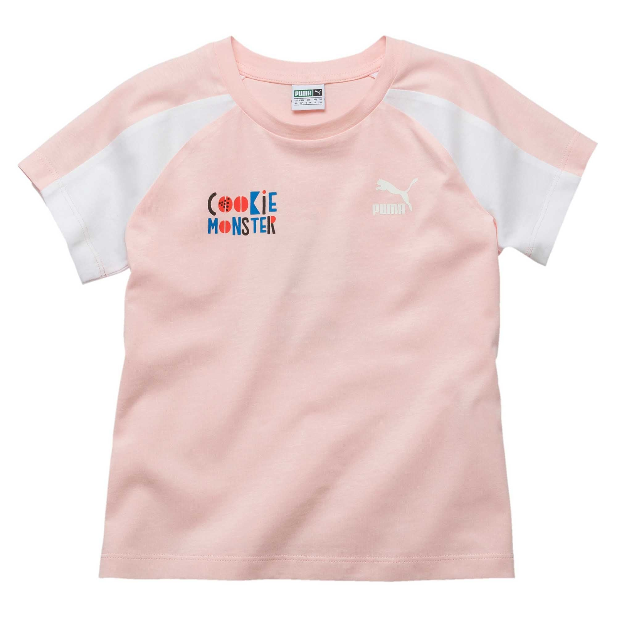 80e7cf8e75a284 Buy Puma Girls Sesame Street Shortsleeve Tee Online in Singapore | Royal  Sporting House