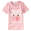 Girls Monster Short Sleeve Tee