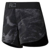 Women Combat Prime Mma Shorts, Black