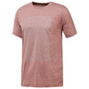Men Reflective Tee, Red