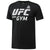 UFC Graphic Gym Tee, Black