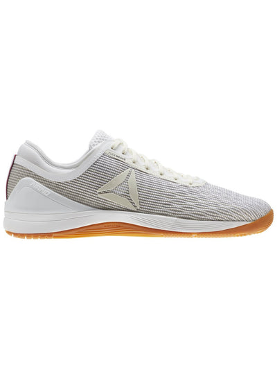 Singapore Reebok Men Nano 8 Flexweave Training Shoe, White